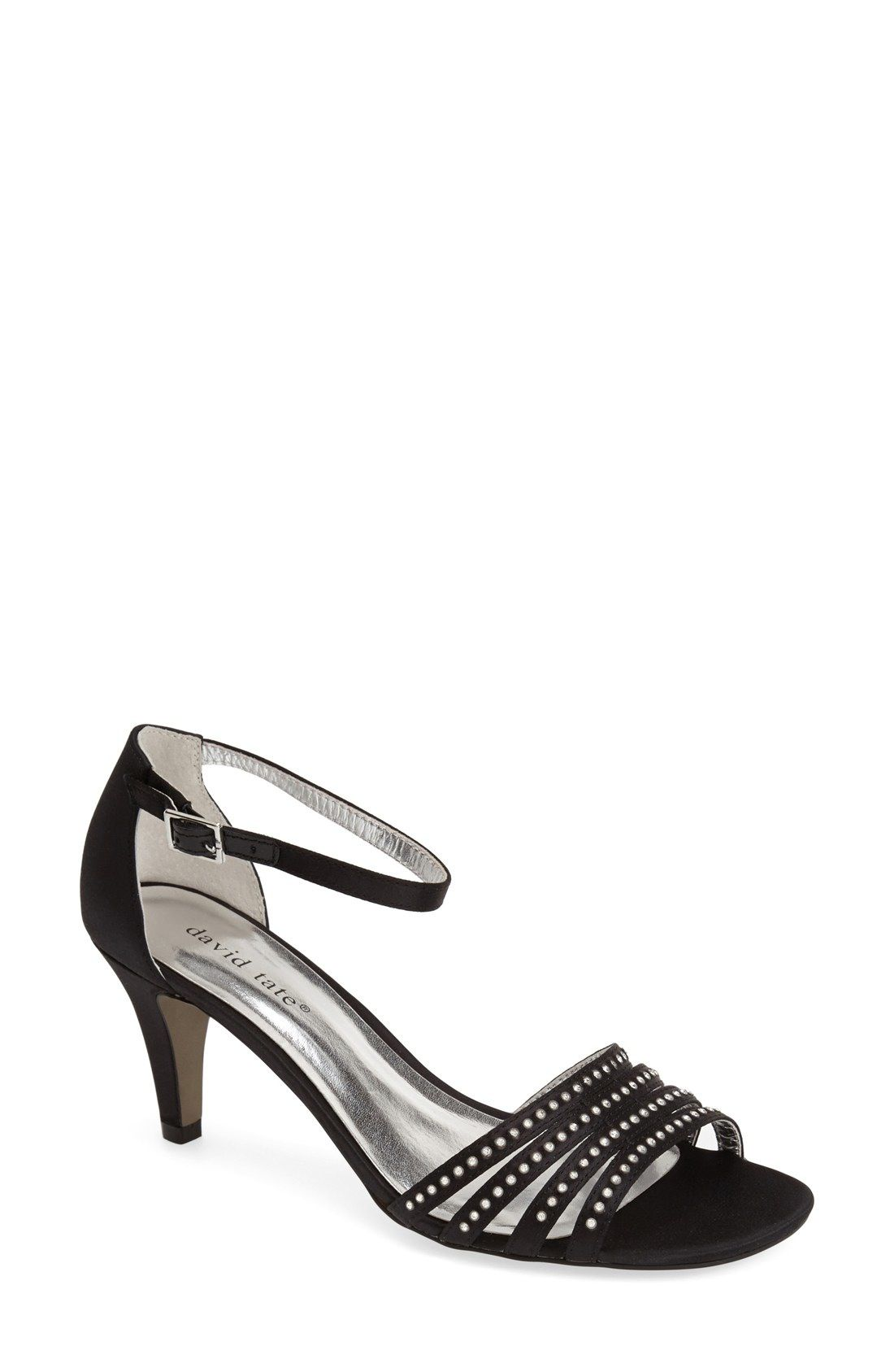 c2e27c473d71 David Tate  Terra  Ankle Strap Sandal (Women) available at  Nordstrom