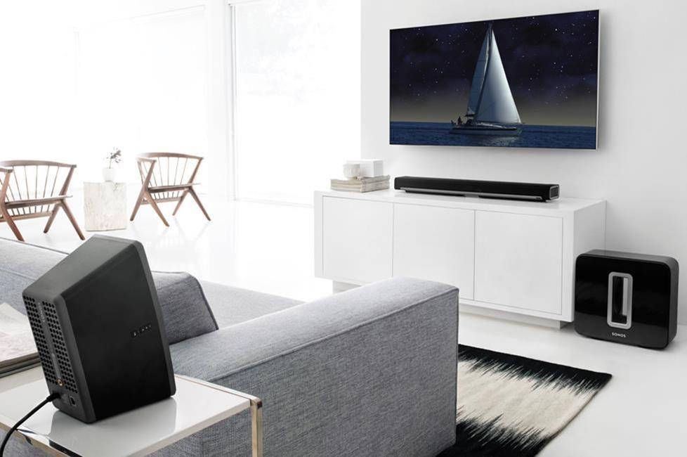 five room friendly ways to add surround sound speakers apartment