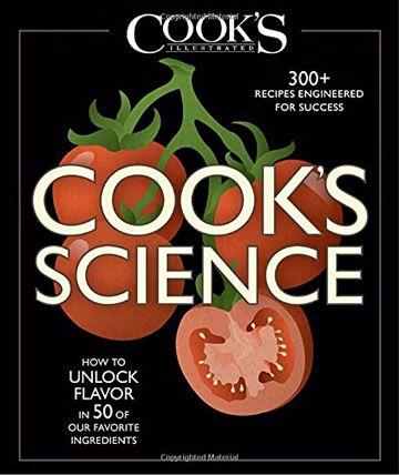 Giveaway: Cook's Science | Leite's Culinaria