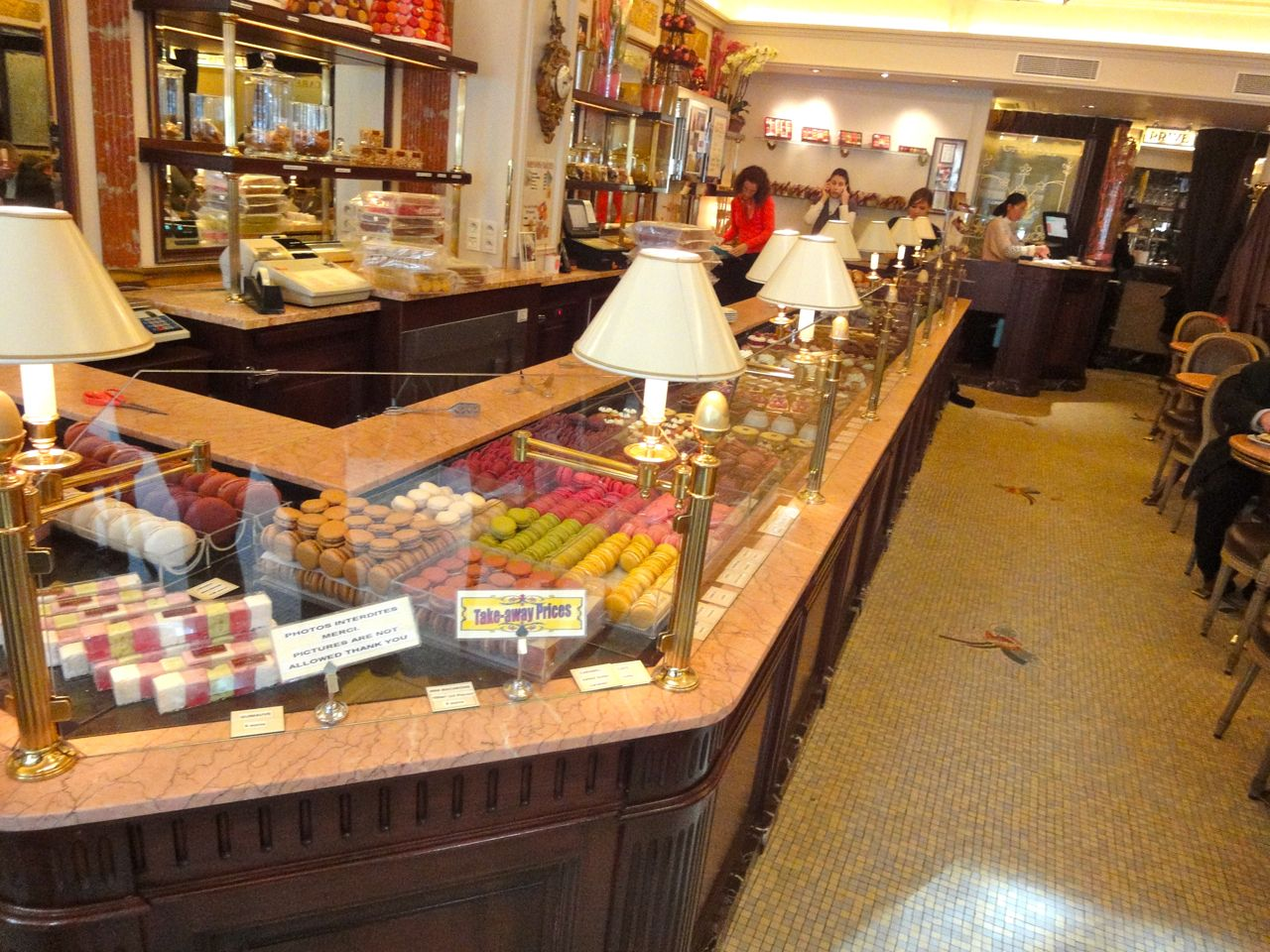 carette paris patisserie salon de th paris
