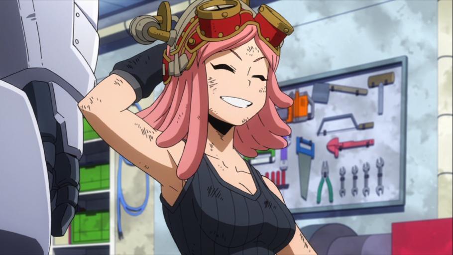 Episódio dessa semana de My Hero Academia traz a volta de Mei Hatsume - Critical Hits