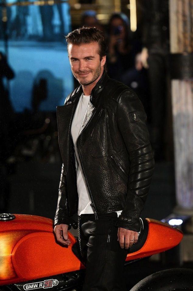Belstaff Kendal David Beckham