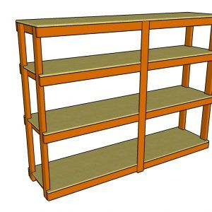 stand alone shelves. Stand Alone Shelving Garage Shelves A