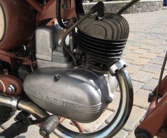 1959 Sachs Hercules K100 100cc Vintage German