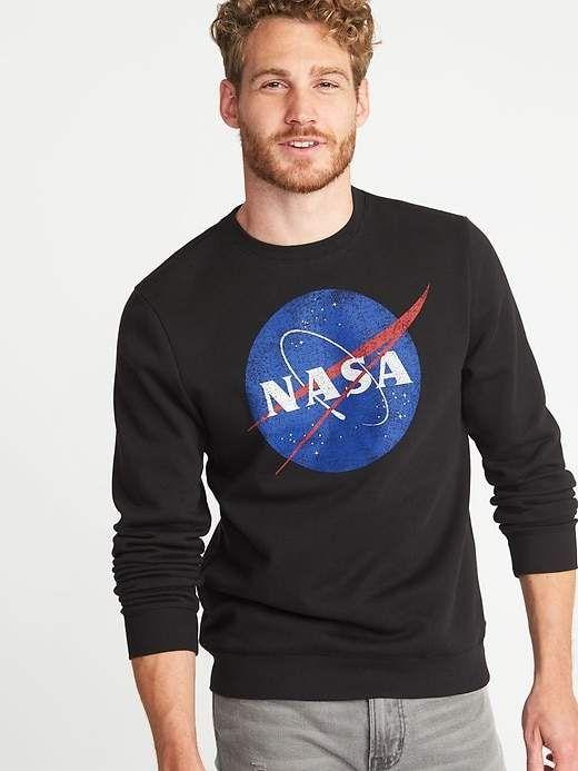 39cc3cac5f334 Old Navy NASA® Sweatshirt for Men