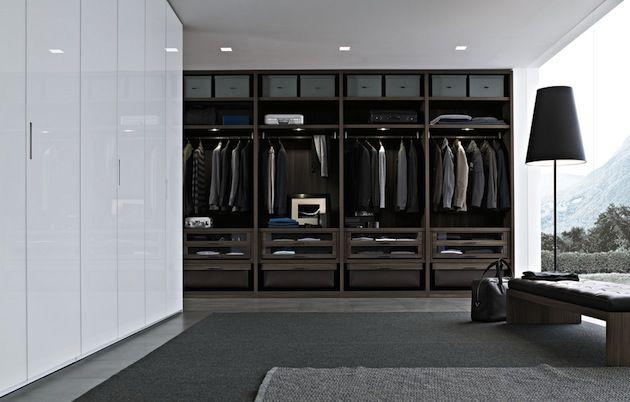Mens Closet luxury closet mens luxury closets (4) | closet | pinterest