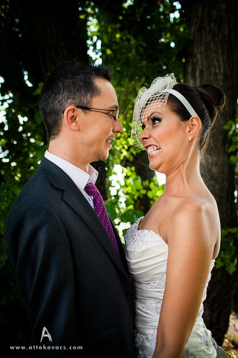 crazy bride http://www.attekovacs.com/2012/08/panni-szab/