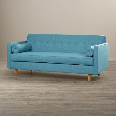 Corrigan Studio Antioch Button Tufted Sofa