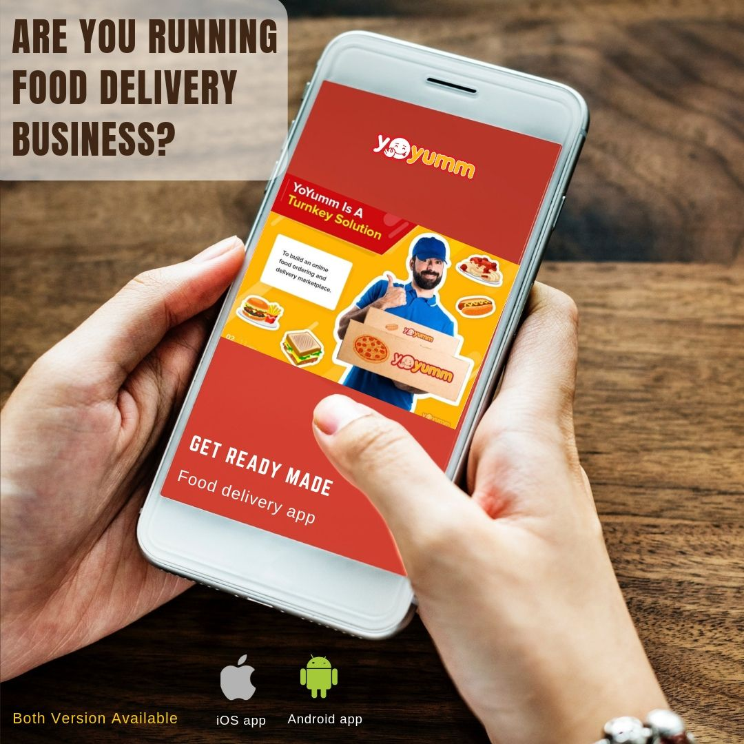 Restaurant apps like Zomato, Uber Eats, Swiggy, and Grubhub