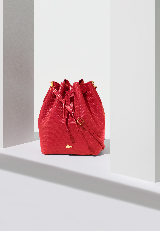 694f7e36bc Who doesn't love a Chantaco bag? | *accsesorise | Sac lacoste, Sac ...