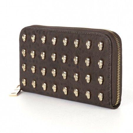 Vegan zipper wallets - Oksana