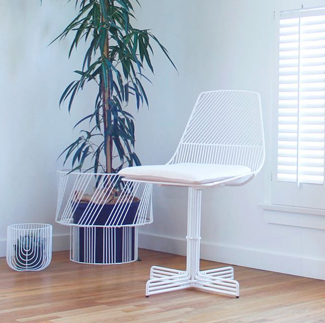 So Excited For The Swiveling Ethel Wire Side Chairs To Arrive At  TouchGOODS! Not Only