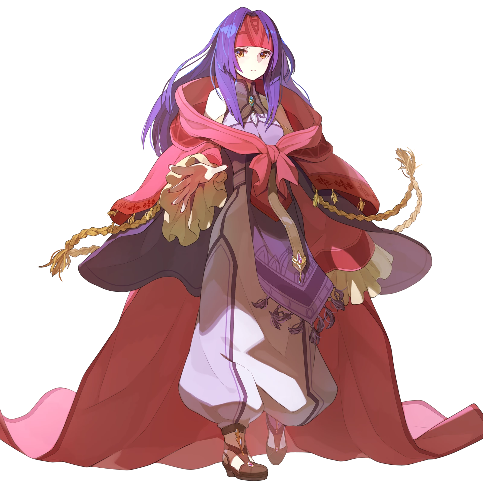 Sanaki (Fire Emblem Heroes) from Fire Emblem Radiant Dawn