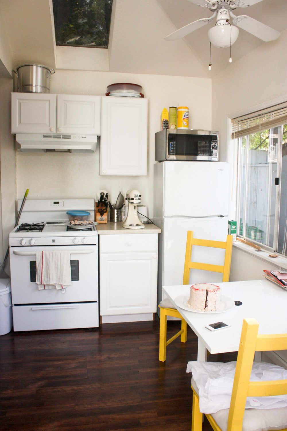space saving furniture and sneaky storage tips for micro kitchens tiny kitchen design simple on kitchen organization for small spaces id=24698