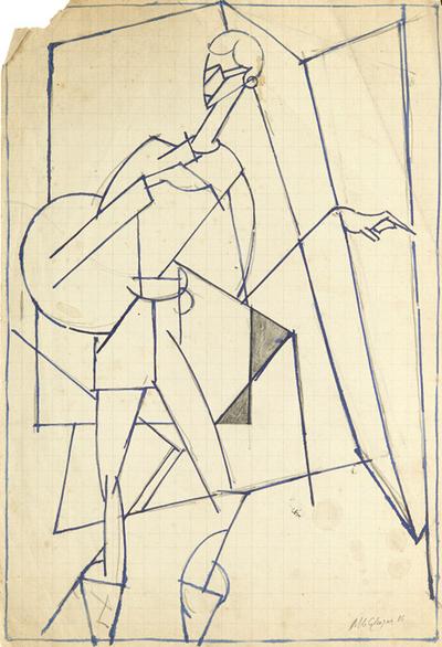 jean cocteau albert gleizes 1916 zusammenfassungfranzsisch - Zusammenfassung Franz Sisch