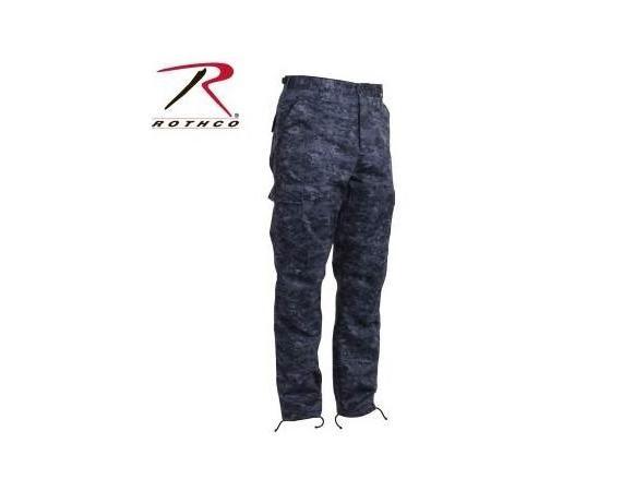 ... fe26e 93e9c Midnight Blue Digital Camo BDU Pants Vermont s Barre Army  Navy Store reasonably priced ... d13f5cf3099