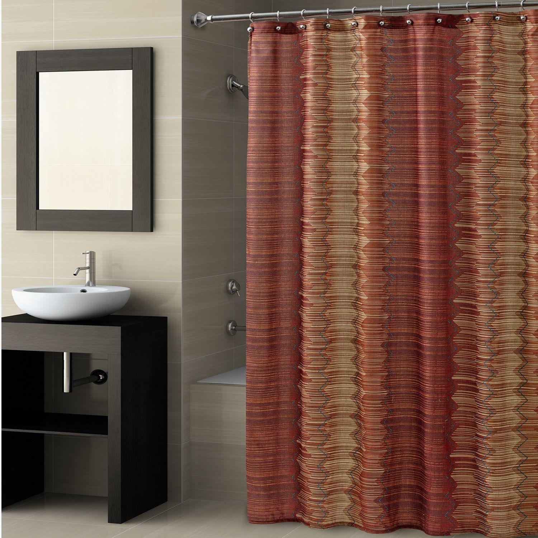 Shower Curtains Spice Spices Herbs Turin Bath Collection CroscillBath