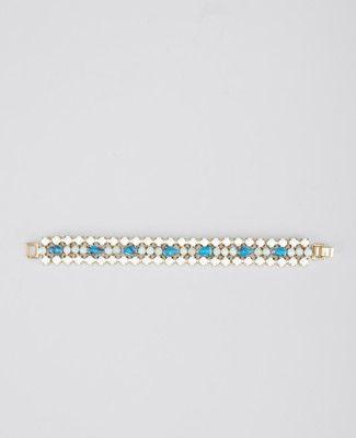 Ann Taylor - mosaic bracelet- $48