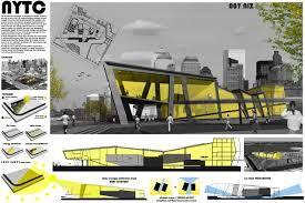 Resultado de imagen para presentacion arquitectónica