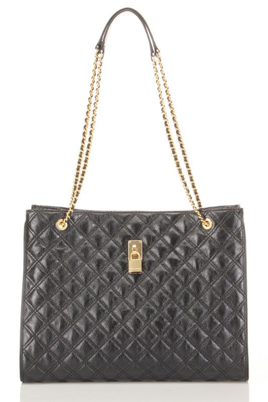 Marc Jacobs  Quilted Juliette Handbag In Black  $1159.99