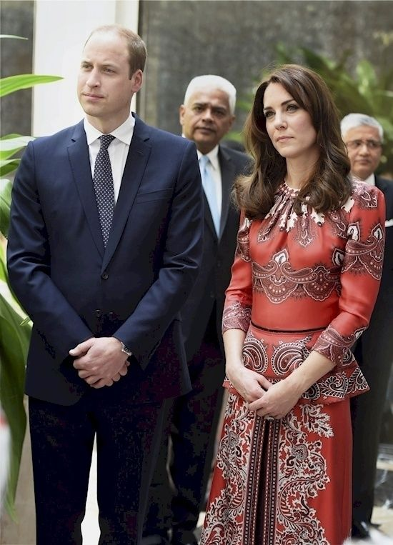 Why William And Kate Never Hold Hands In Public
