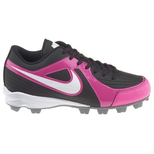 Nike Hyperdiamond 2 Keystone Softball Schuhe Damen Pink