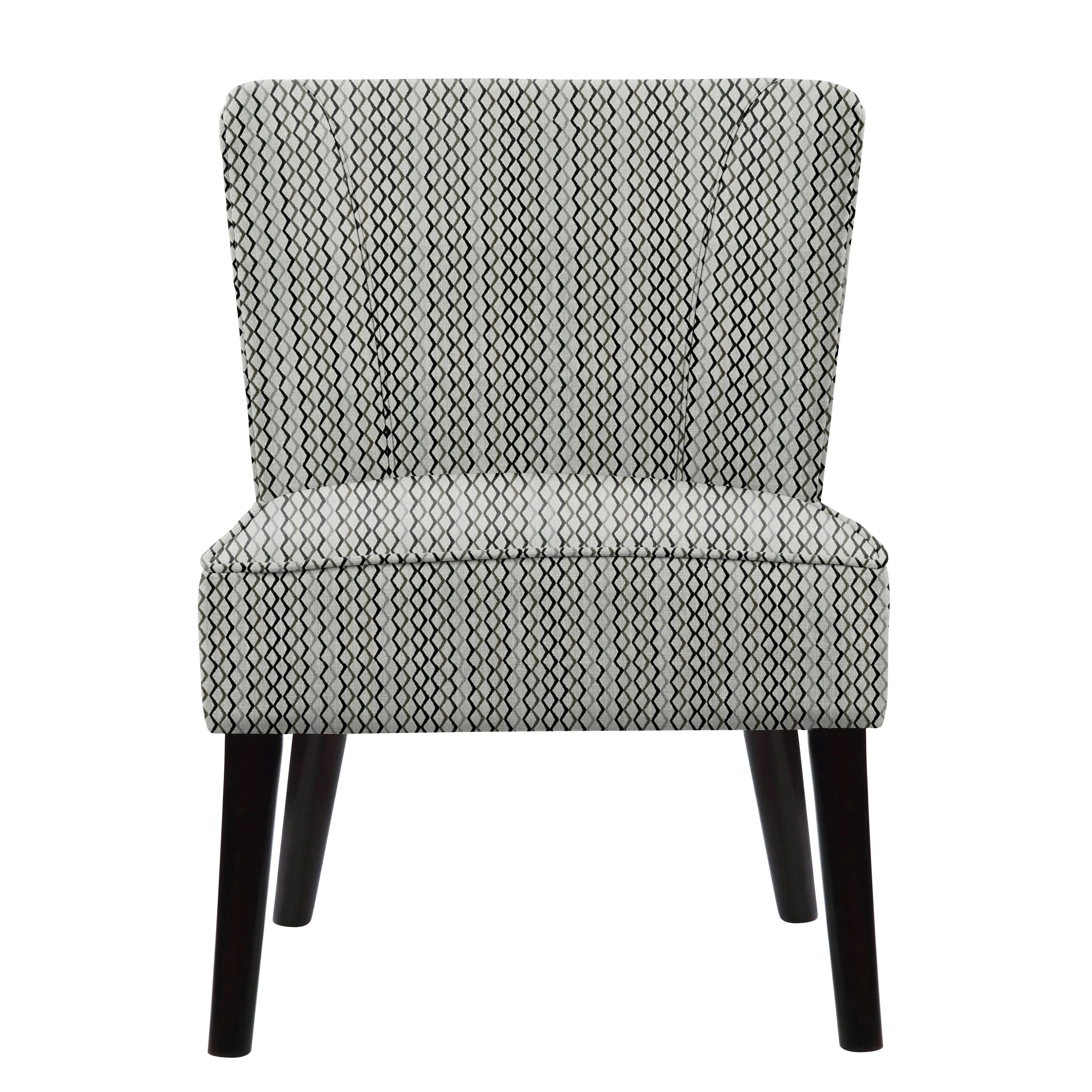Super Gabriela Accent Chair With Zerox Fabric 663 Beige Grey Short Links Chair Design For Home Short Linksinfo