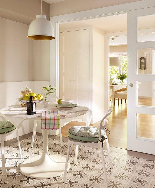Photo of Classica delicatezza femminile e perfetta in una casa in Spagna | Journal of Interior Design