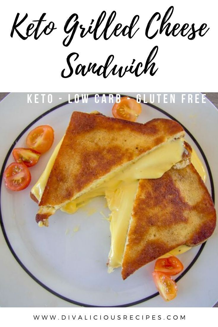 Photo of Keto gegrilltes Käsesandwich