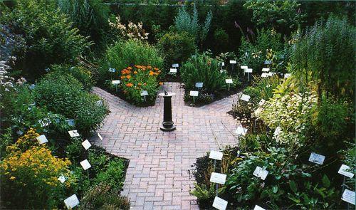 Themes For Herb Garden Design: Medieval | Herb Garden Design