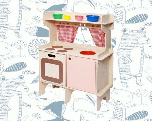 Sinnvolle Weihnachtsgeschenke für Kinder Momoll Lili Spiel-Küche - kinder spiel k chen
