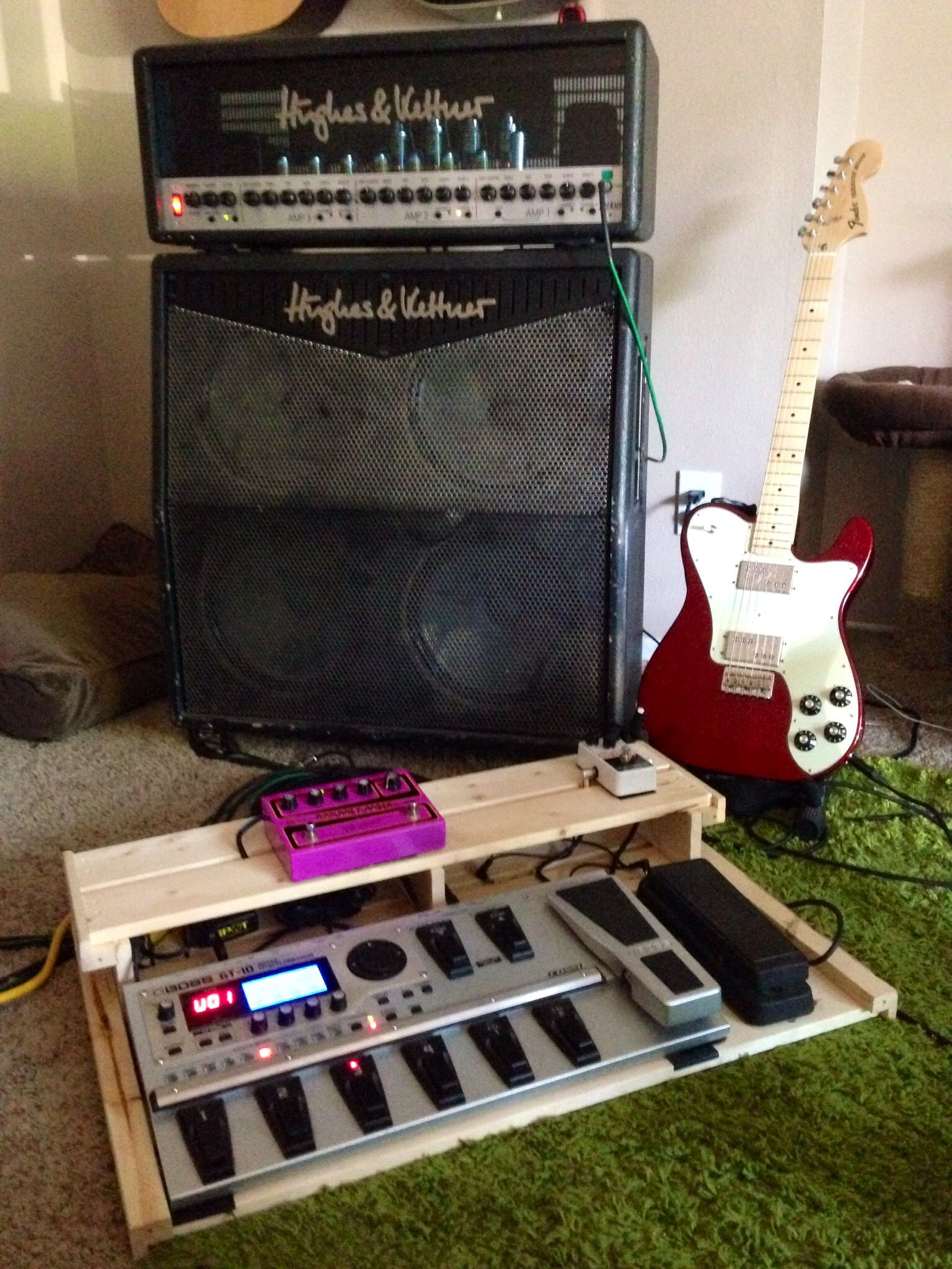 diy gorm pedal board guitar and bass diy guitar pedal pedalboard guitar pedals. Black Bedroom Furniture Sets. Home Design Ideas