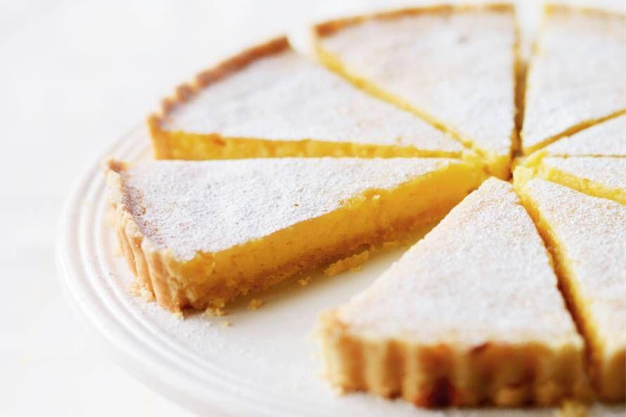 Heel Holland Bakt: citroentaart | Rezept | Bakken | Pinterest ...