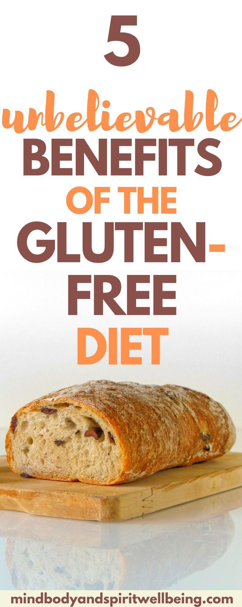 Benefits of the gluten free diet gluten free diet