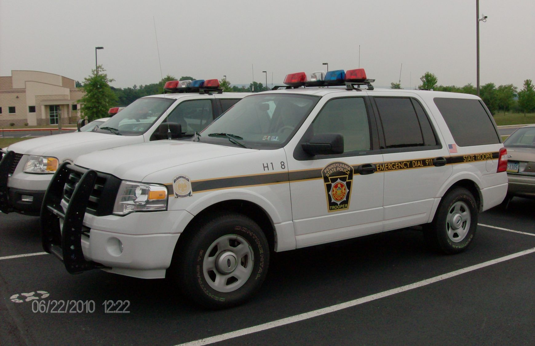 Pasp Ford Expedition Ford Expedition Emergency Vehicles Police