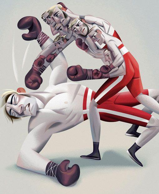 Illustrations by Nigel Buchanan