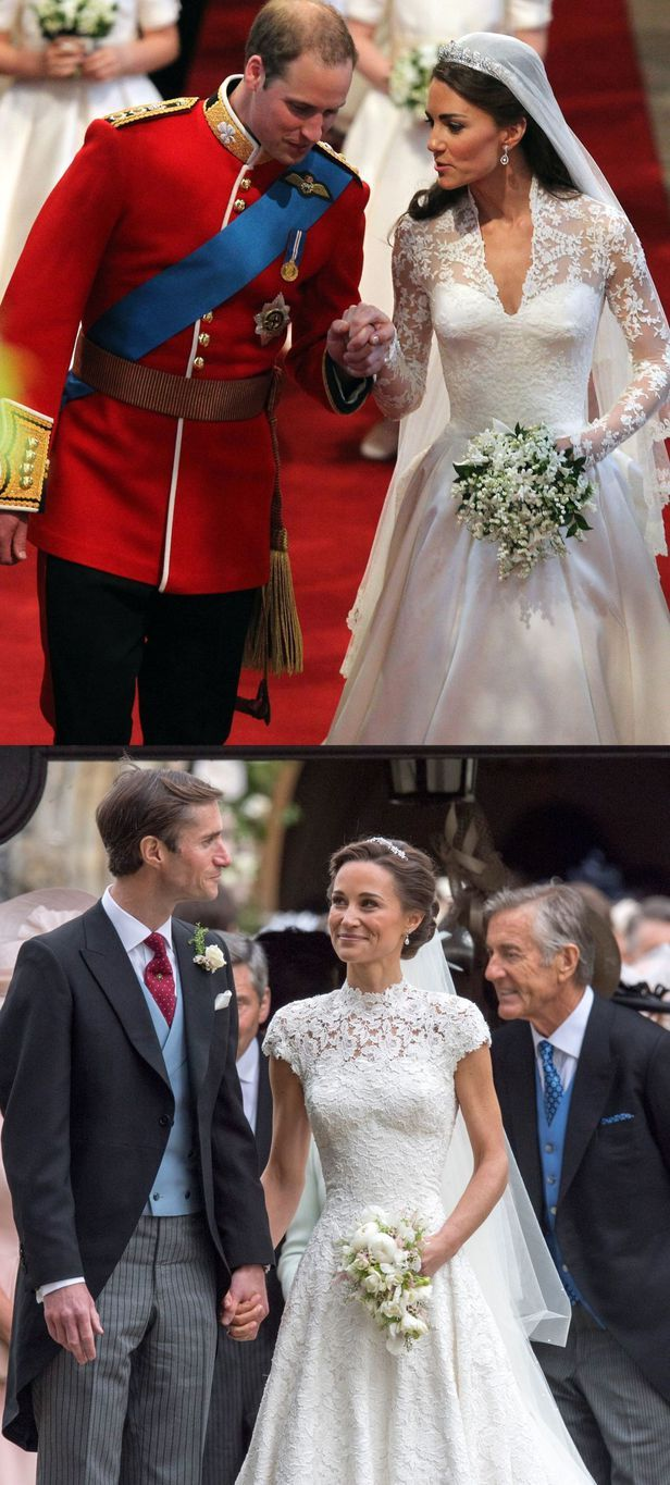 8 Photos From Pippa Middleton\'s Wedding That Are Exactly the Same as ...