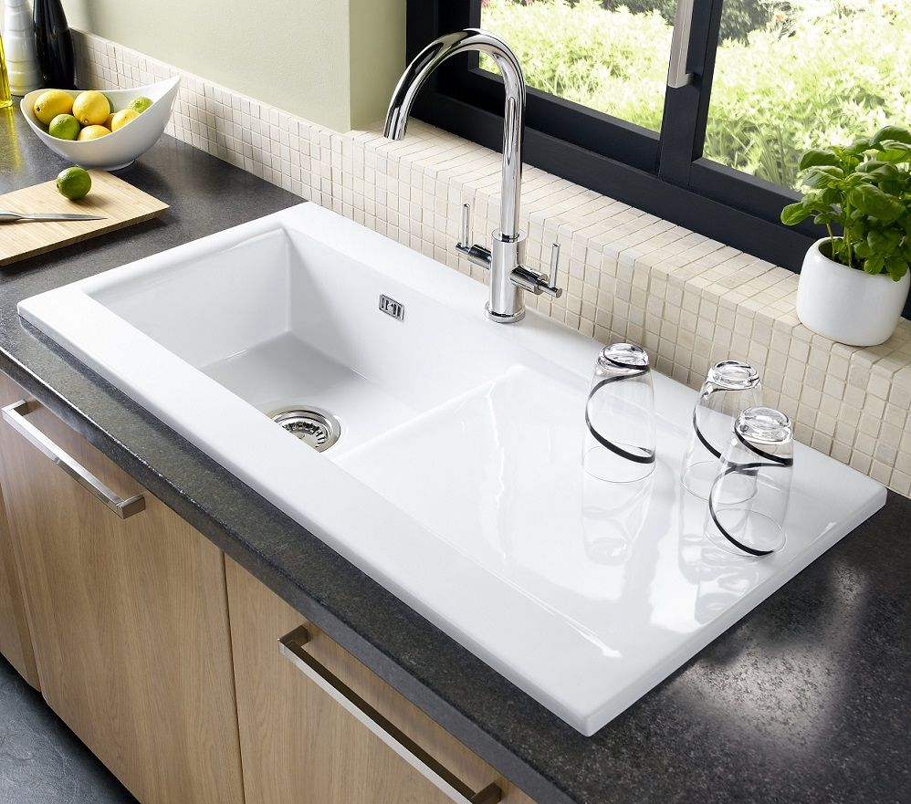 Küche Spüle Keramik | Spüle Armatur Ein Multifunktionales Duo Amk