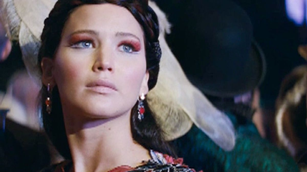 The Hunger Games: Mockingjay: Teaser Trailer - Business