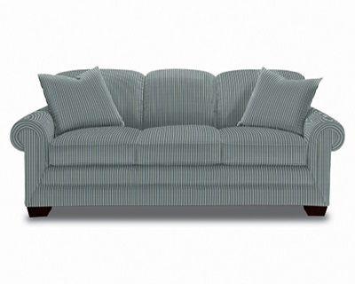 Mackenzie Premier Sofa By La Z Boy Color Heron E120084