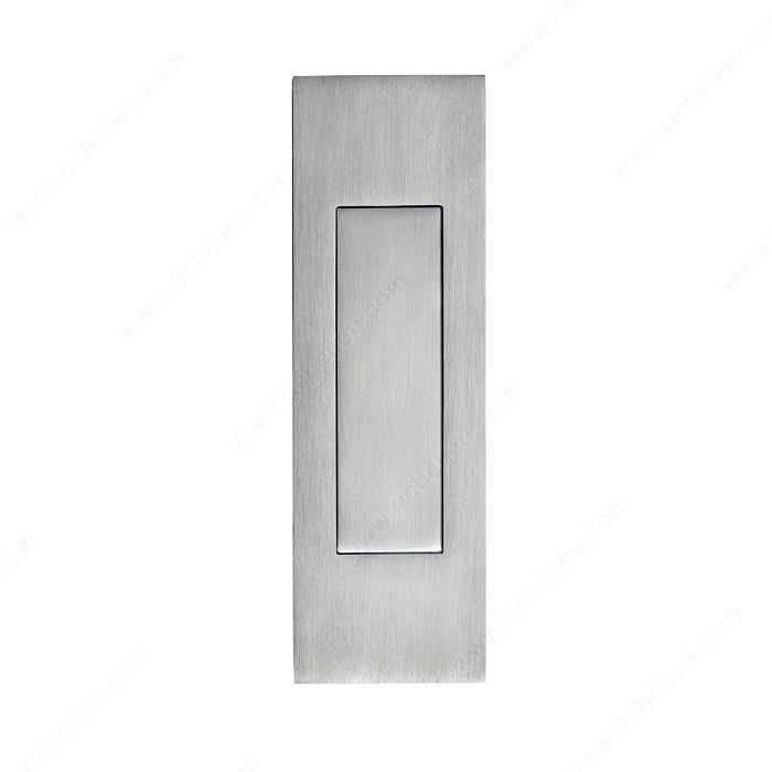 Magnetic Rectangular Flush Handle Sliding Door Handles Rectangular Flush