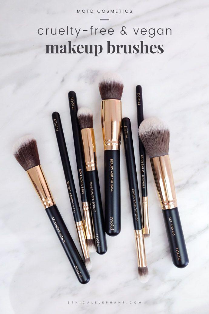 Sustainable Makeup Brushes Organic Makeup Makeup Safe Cosmetics