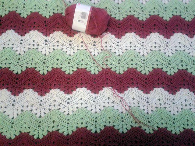 Easy] 6-Day Kid Blanket - Free pattern | Manta, Cobija y Ganchillo