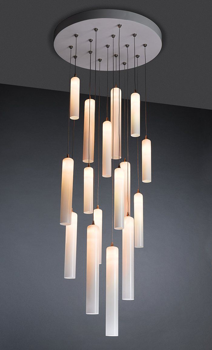 Tube in new house features pinterest lighting chandelier