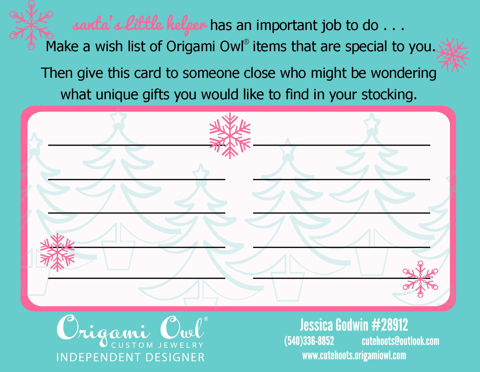 Origami Owl Business Cards Choice wedding reception invitations ...