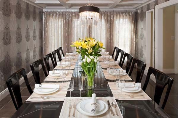 17 Best 1000 images about 10 formal dining room settimgs on Pinterest