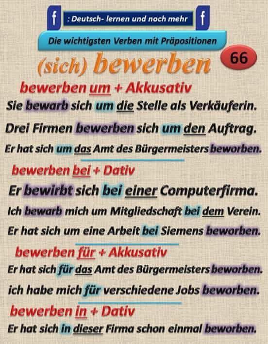 Deutschtrainer 75 Applying For A Job Deutschtrainer 10 9