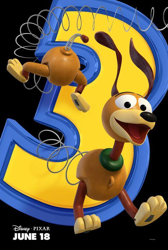 SLINKY ~ Toy Story 3 Poster cf8c3de2045