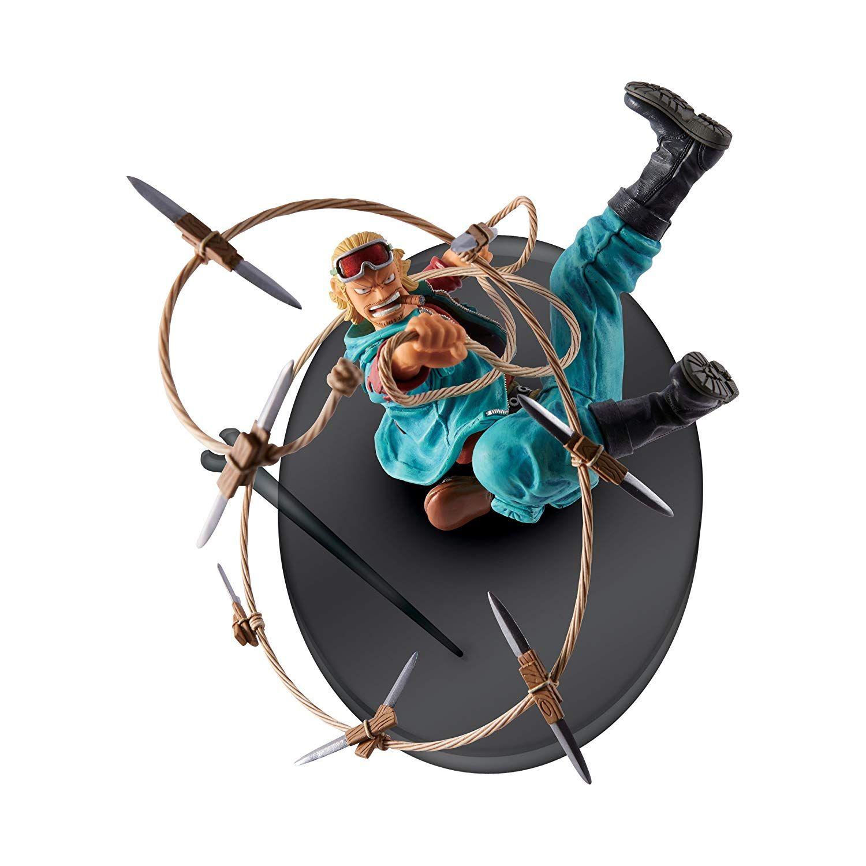 Paulie | One piece figurine, Banpresto, One piece theme