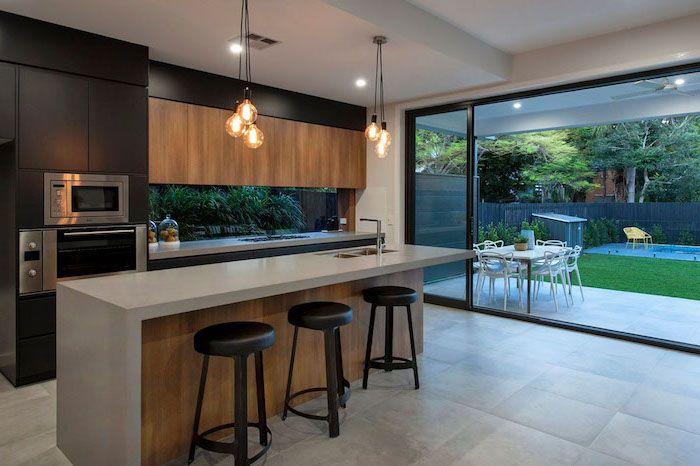 ▷ 1001 + astuces comment aménager une cuisine en longueur ...